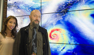 Scientists Explain the Art of Creating Digital Hurricanes